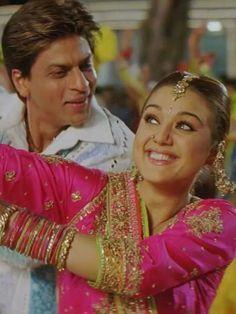 Shah Rukh Khan. SRK. Kajol.