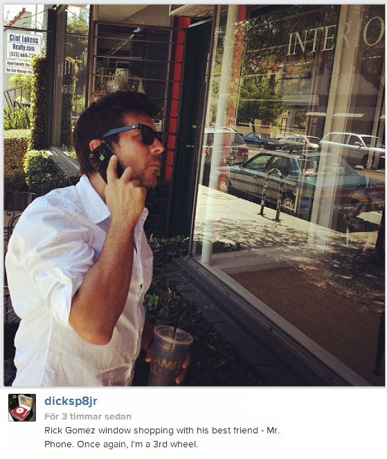 rick gomez instagram