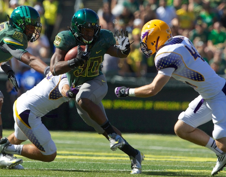 My Oregon Ducks are now #3 in the AP college football poll. Another magic season like last year? I hope so, but now the real work begins with games that count against tougher opponents.