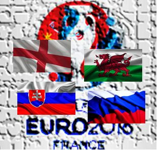 Café y Fútbol: Eurocopa  Francia 2016 Grupo B