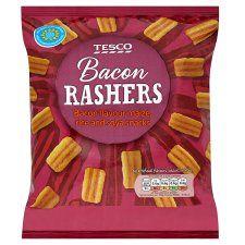 Tesco Bacon Rashers Snacks 150G - Groceries - Tesco Groceries €0.79