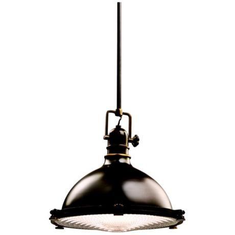 17 best a few energy efficient kitchen pendant styles images on kichler olde bronze fresnel lens 13 12 wide pendant light style 73075 title 24kitchen workwithnaturefo