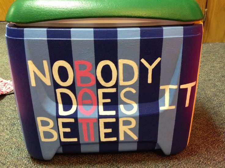 Fraternity gift on Pinterest | Fraternity Coolers, Fraternity ...
