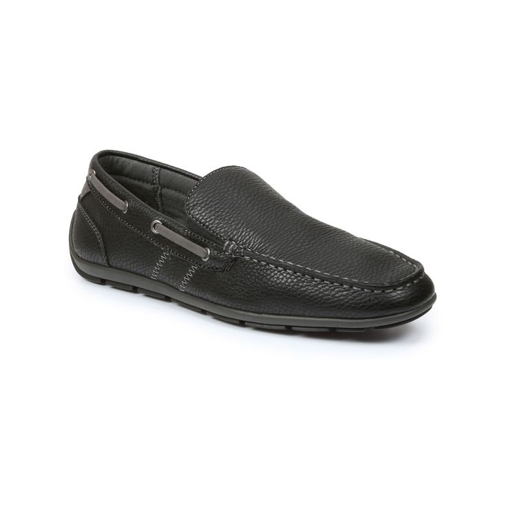 GBX Ludlam Men's Slip-On Loafers, Size: 7, Black