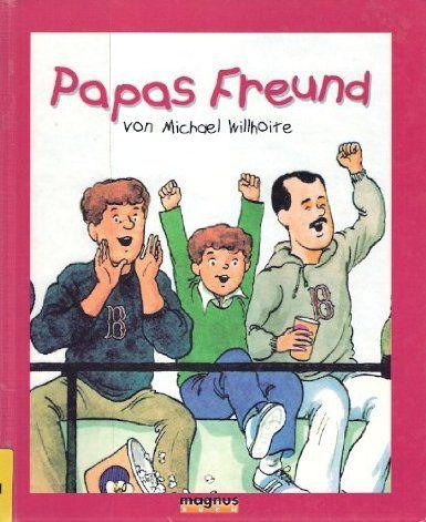 El amigo de papá: Un comic a favor del matrimonio del mismo sexo – Cosa de Chicos