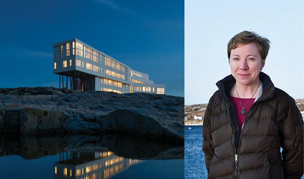 Join us for an inspiring morning talk with Zita Cobb, the founder and innkeeper of the Fogo Island Inn which has shaken up the world of travel and hospitality since it opened just two years ago on the northeast coast of Newfoundland.