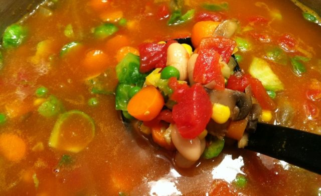 "This recipe for ""Super Immunity Soup"" sounds delicious!"