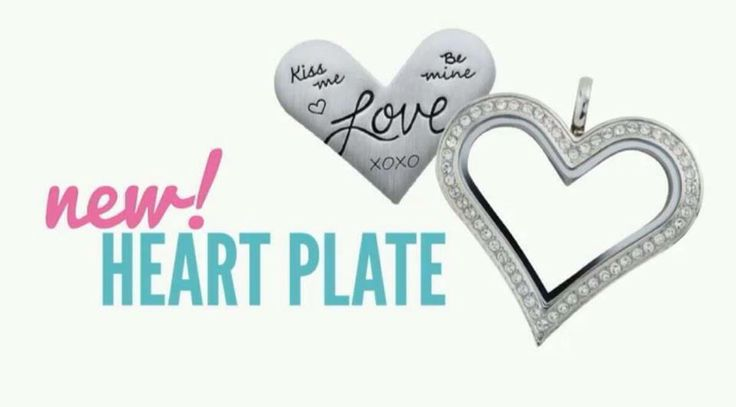 Finally a HEART locket and a HEART plate!!!! The plate is limited addition. get them now. www.Lisamk.OrigamiOwl.com