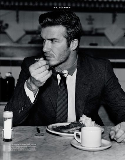 Can i look this good at breakfast?..please?