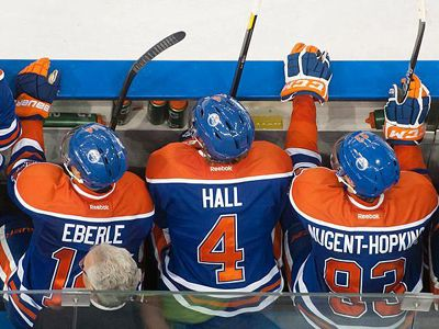 Oilers' young stars