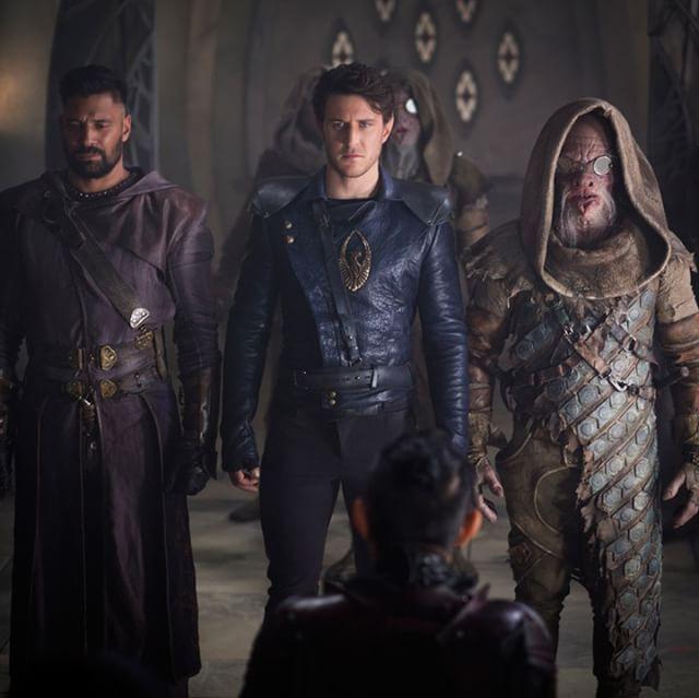 The Warlock, The King, and the Gnome  #Shannara