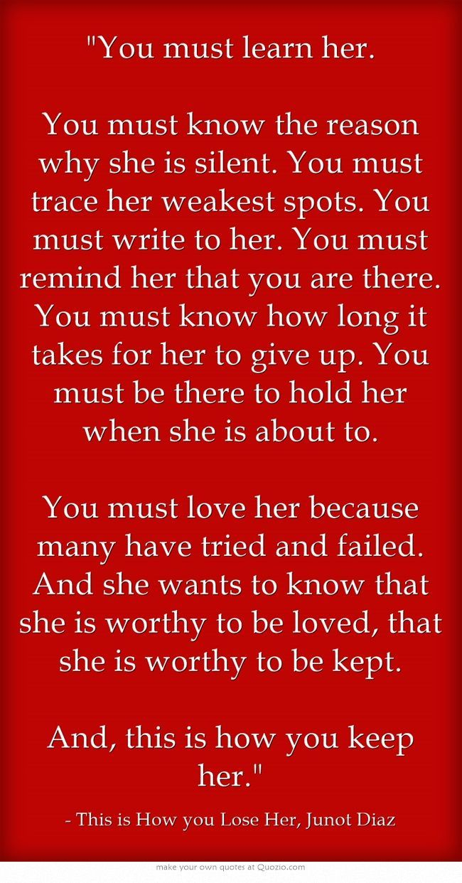 junot diaz this is how you lose her free pdf