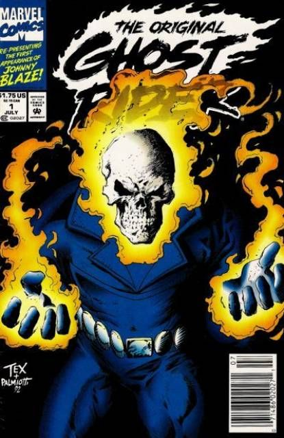 The Original Ghost Rider July 1992- A reprint series. Comic Vine