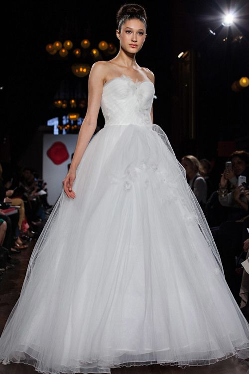 13 best Fall Collection 2013 images on Pinterest | Wedding frocks ...