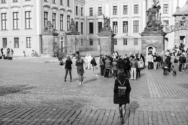 tak na oko...: Praga cz. 9 - Hradčany