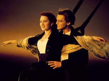 """I'm flying"" scene in Titanic. Great one."