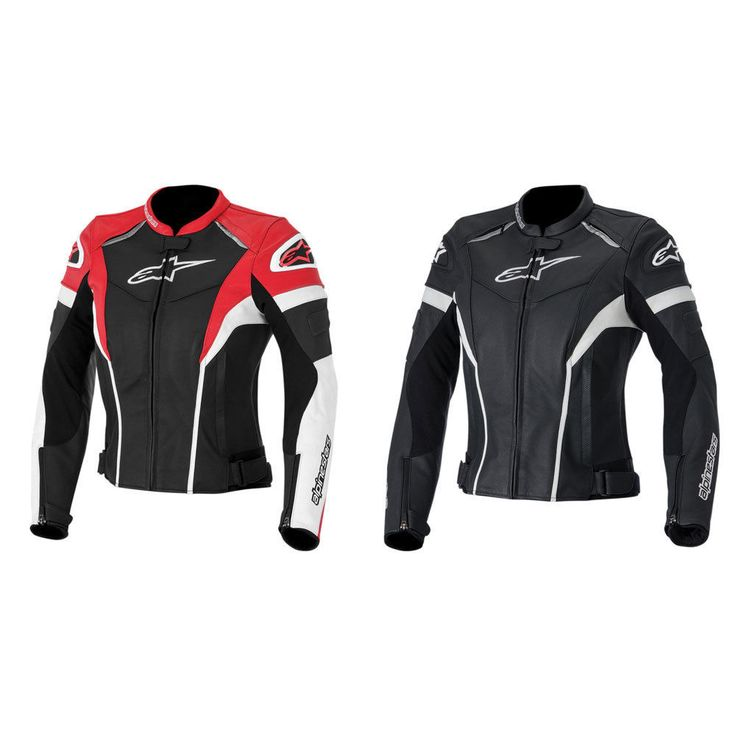 Alpinestars Womens Stella GP Plus R Leather Motorcycle Jacket - Size & Color