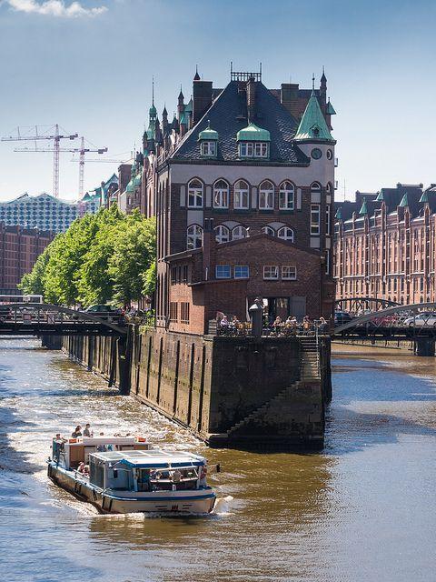 Wasserschlösschen - Hamburg, Germany