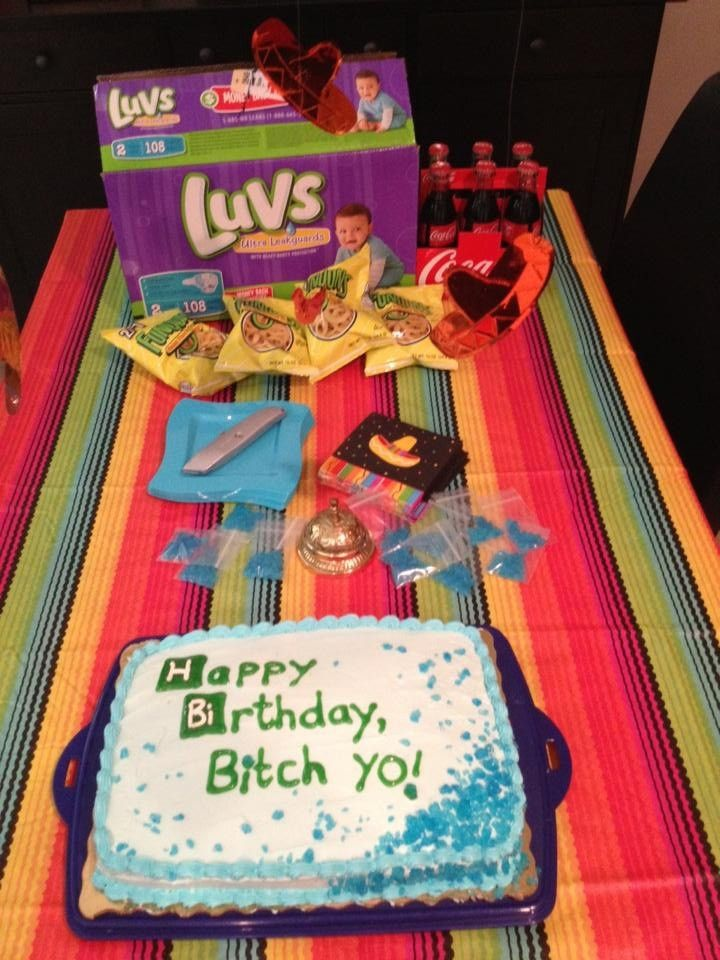 Bad Birthday Cakes