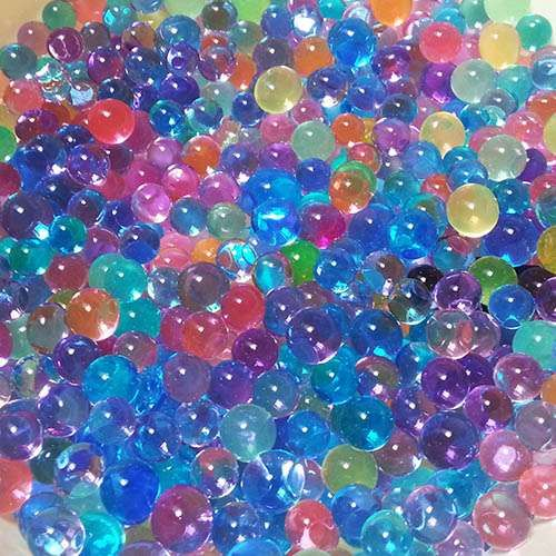 Water Beads For sensory activities for your little one Contact Letima House Baby Shop : Text & Whatsapp: +62-877-8080-6878  Blackberry Pin : BBM: 512B5D2E / 74B97998
