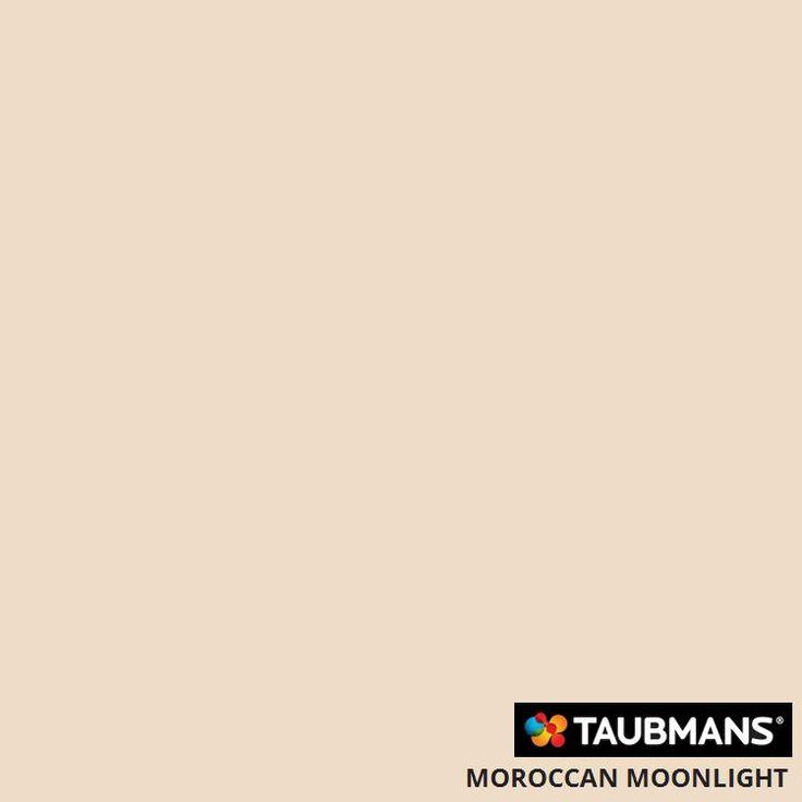 #Taubmanscolour #moroccanmoonlight