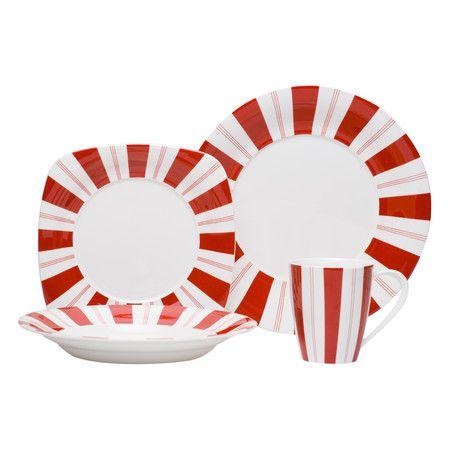 Found it at Wayfair - Tuxedo Rouge 16 Piece Dinnerware Set http://www.wayfair.com/daily-sales/p/Holiday-Tabletop-Tuxedo-Rouge-16-Piece-Dinnerware-Set~RVZ1246~E14271.html?refid=SBP