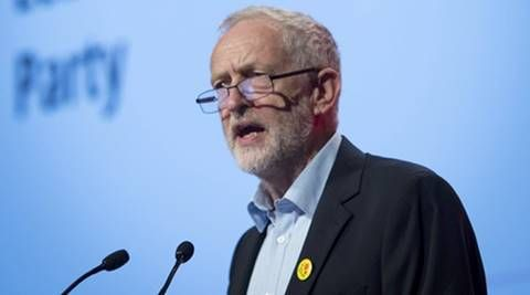 Jeremy Corbyn reasserts authority over divided UK Labour party - The Indian Express #757LiveIN