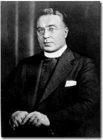 """Father Charles Coughlin was a Roman Catholic priest in Michigan. He was also a political leader who at first supported FDR, but later, he heavily criticized him. Coughlin was one of the first to use radio to reach a mass audience (about 30 million) to spread political ideas. In 1934, he organized the National Union for Social Justice, and many people joined. Some of his broadcasts have been referred to as """"Facist agenda applied to American Culture""""."""
