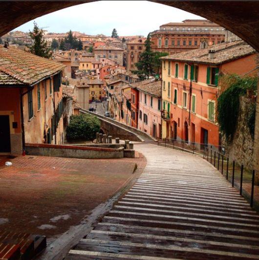 Perugia, Umbria .