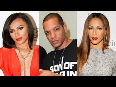 Amina Butterflyis pregnant by Peter Gunz again!!!? #LHHNY