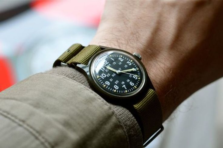 In-Depth The History of the REAL Timex Military Watch: Plastic, Disposable, And A Product Of The 1980s