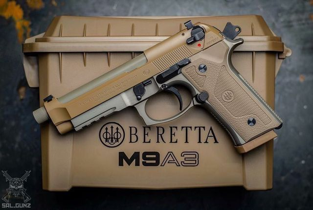 Beretta M9A3 | Guns/Weapons | Hand guns, Guns, Guns, ammo