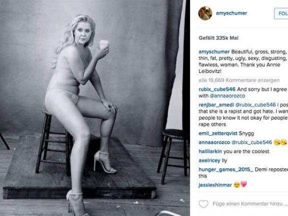 In der Vergangenheit zeigte der Pirelli-Kalender makellose Frauen mit perfekten Körpern und Konfektionsgröße 34 oder 36. Doch dieses Jahr ist alles anders!