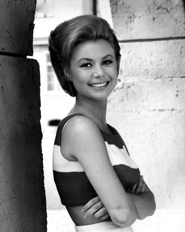 Mitzi Gaynor (born September 4, 1931) is an American actress, singer and dancer.