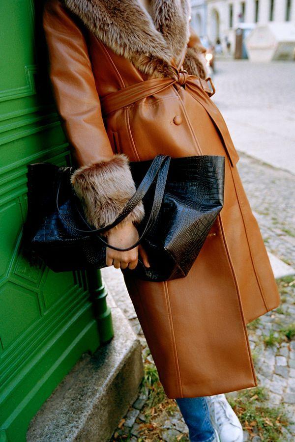 Vagabond Shoemakers Gothenburg Leather Tote Bag
