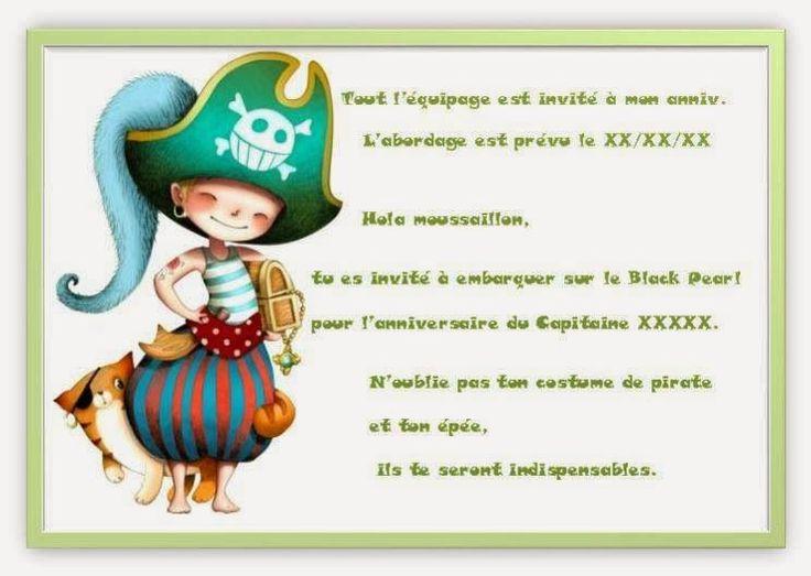 Extrêmement cartes d'invitation pour anniversaire gratuites a imprimer | carte  KD37