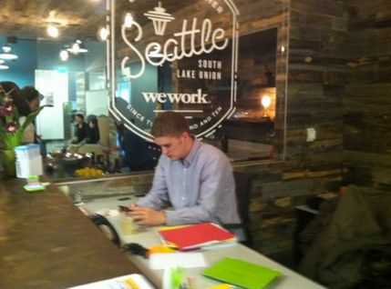 City Meetup at WeWork Seattle 2014!