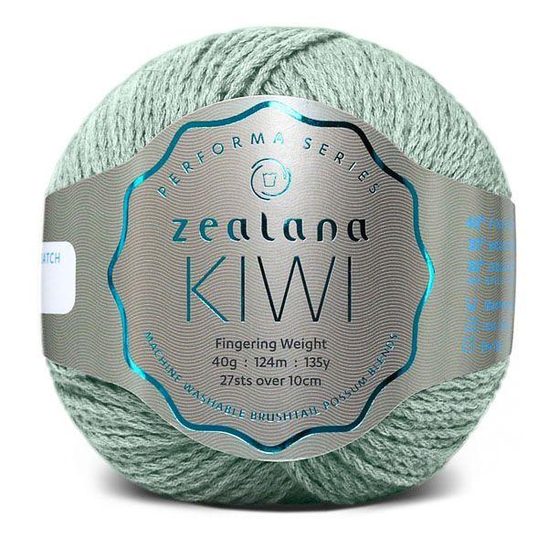 Colour Kiwi Winter green, Performa Fingering weight, Performa Kiwi, Zealana Kiwi Winter green, Zealana Kiwi, Winter green 13, Zealana Winter green, knitting yarn, knitting wool, crochet yarn.
