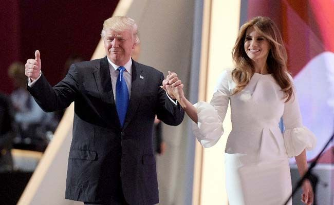 Melania Trump Speech Paints A 'Kind And Fair' Donald Trump