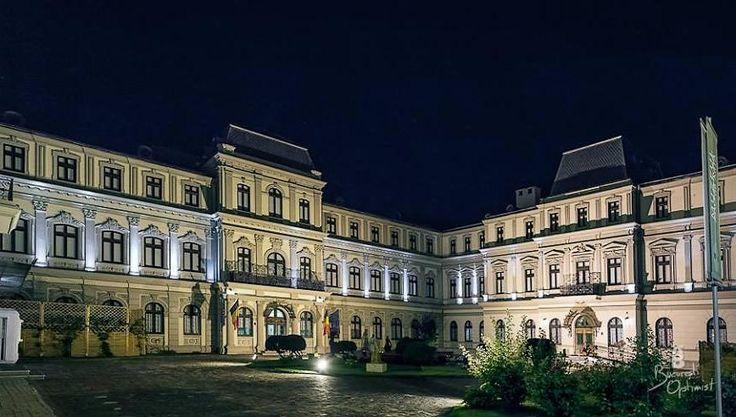 Muzeul Colectiilor de-Arta Bucuresti palatul Romanit palace Museum of Art Collections Bucharest Romania 00