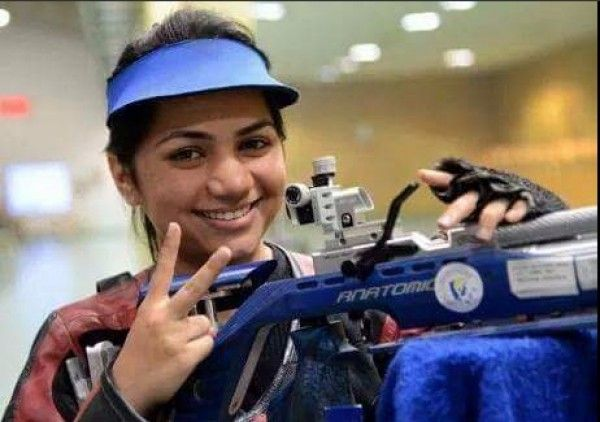 Mental Masala - 22-year Old Apurvi Chandela Shoots Her Way To Olympics 2016!