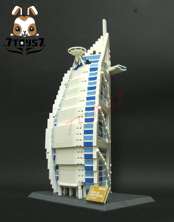 95 Best Images About My Heart Belongs To Lego On Pinterest: burj al arab architecture