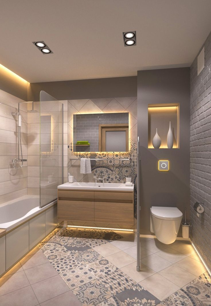 Pin By Natalya On Svitlo Small Bathroom Styles Bathroom Design Small Small Master Bathroom