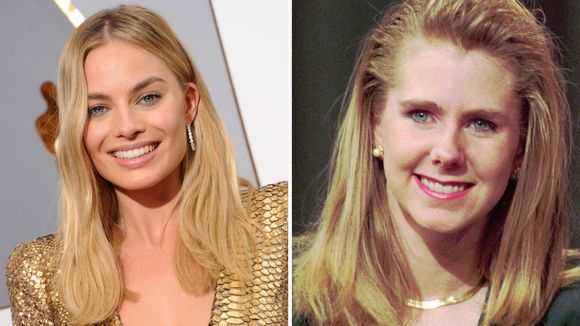 Today in perfect casting: Margot Robbie to play Tonya Harding...: Today in perfect casting: Margot Robbie to play Tonya… #SuicideSquad