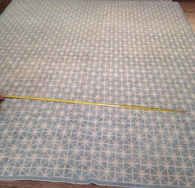 Dining rug
