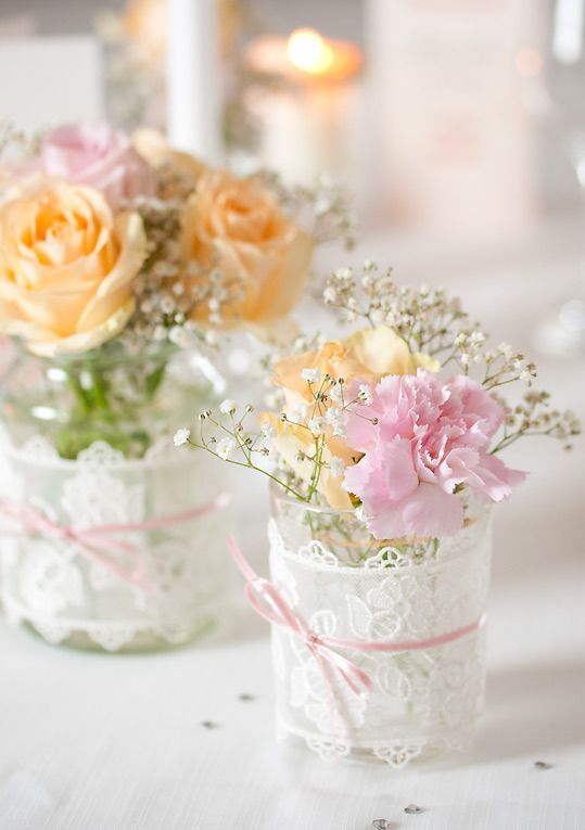 77 best Hochzeit: Altrosa & Pfirsich images on Pinterest ...