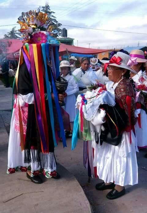 Hermosas Indígenas del Estado de México ( Aculco )