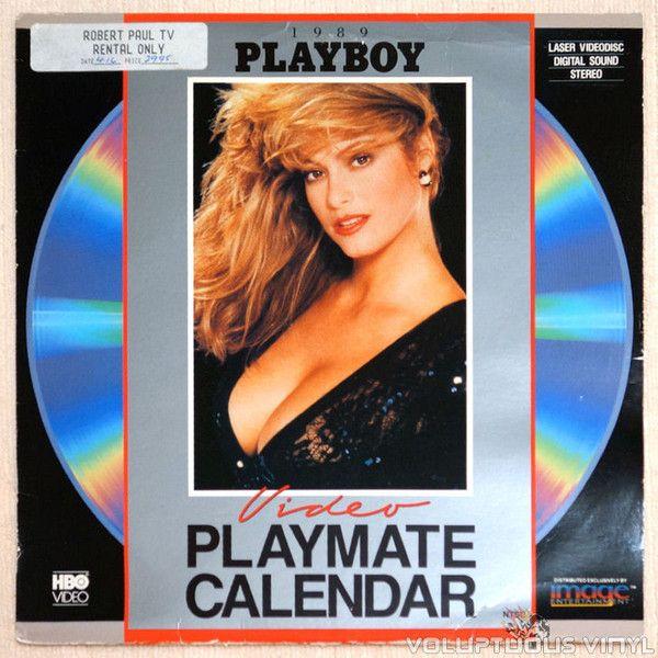 Playboy Video Playmate Calendar 1989 featuring: India Allen, Diana Lee, Terri Lynn Doss, Sharry Konopski, Lynne Austin, Rebecca Ferratti, Carmen Berg, Susie Owens, Pamela Stein, Kimberley Conrad, Brandi Brandt, Eloise Broady