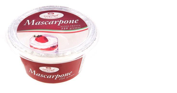 Quesos Italiano. Mascarpone