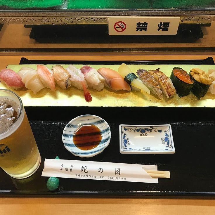 極特上握り寿司